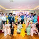 Nhộn nhịp sắc màu cảm xúc trong ngày 20/10 tại THM Land chi nhánh Hạ Long
